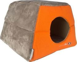 Rogz Igloo Orange 41x41x30h
