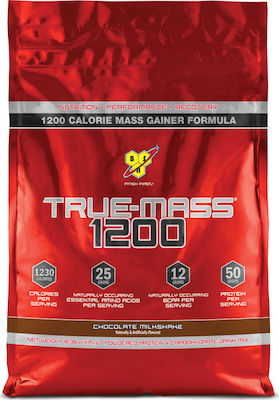 BSN True Mass 1200 4800gr Chocolate Milkshake