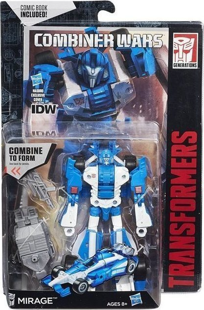 Transformers Generations Deluxe Book