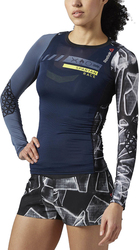 Reebok Spartan Pro Long Sleeve Compression Shirt AX9556