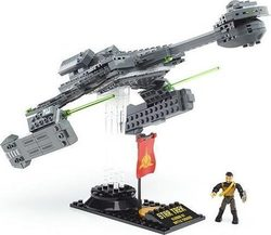 Mega Bloks Star Trek: Klingon D7 Battle Cruiser