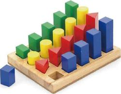 Viga Toys Shape Sequence Blocks