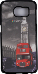 Polaroid Back Cover Πλαστικό Big Ben/English Bus (Galaxy S6)