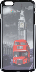 Polaroid Back Cover Πλαστικό Big Ben/English Bus (iPhone 6/6s)
