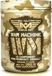 Scitec Nutrition War Machine 350gr Πορτοκάλι