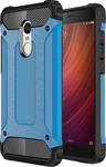 OEM Back Cover Composite Γαλάζιο (Xiaomi Redmi Note 4)