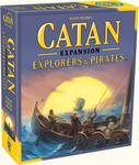 Mayfair Games Catan: Explorers & Pirates