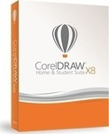 Corel Coreldraw Home Student Suite X8