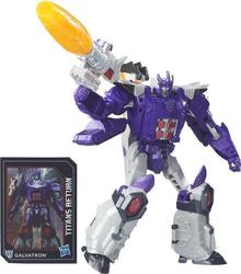 Hasbro Transformers: Voyager Class - Nucleon & Galvatron