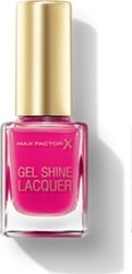 Max Factor Gel Shine Lacquer Twinkling Pink 30