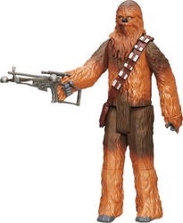 Hasbro Star Wars: Hero Series Deluxe Figure - Chewbacca