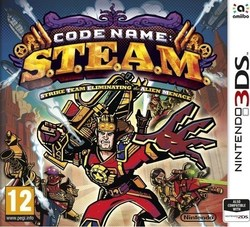 Code Name S.T.E.A.M 3DS