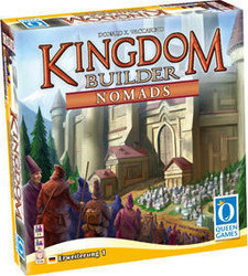 Queen Games Kingdom Builder: Nomads