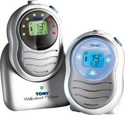 Tomy Monitor W.A. Platinum Digital