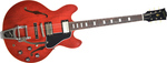 Gibson ES-335 Memphis 1963 with Bigsby Sixties Cherry