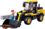 Sluban Town: Wheel Loader 212τμχ