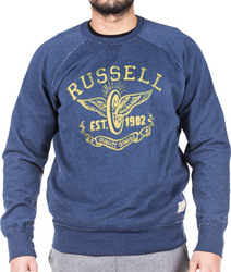 Russell Athletic Crew Neck Sweat A4-616-2-187