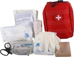 Tru-Spec 5 STAR GEAR Trauma Kit Red 5260