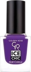 Golden Rose Ice Chic Nail Colour 96