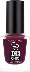 Golden Rose Ice Chic Nail Colour 45
