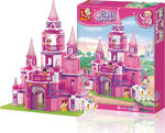 Sluban Girls Dream: Princess Castle 472τμχ