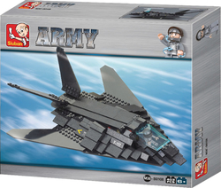 Sluban Army: Attack Aircraft 403τμχ