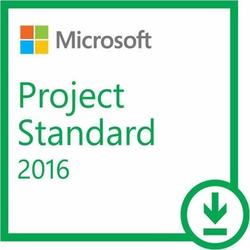 Microsoft Project Standard 2016 ESD