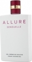 Chanel Allure Sensuelle Shower Gel 200ml