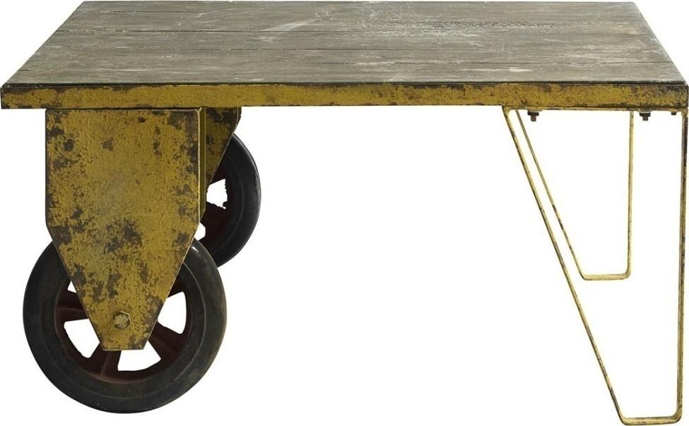 Coffee table rain 80cm 80cm 40cm for Coffee table 80cm x 80cm
