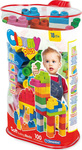 Clementoni Clemmy Plus Soft Building Blocks 100τμχ