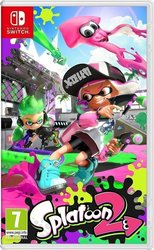 Splatoon 2 Switch
