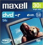 MAXELL MINI DVD-R 1.4GB 30min