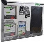 Vican Herb Promo-Pack Micro Filter 24 τμχ + Θήκη Καπνού