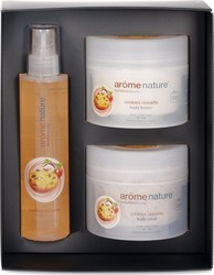 Azade Arome Nature Gift Set Noissette Trio