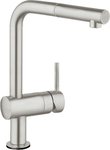 Grohe Minta Touch Supersteel 31360DC0