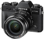 Fujifilm X-T20 Kit (XF 18-55mm f/2.8- 4 R LM OIS) Black