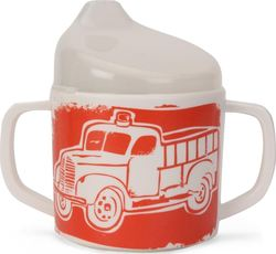Sugar Booger Sippy Cup Firetruck