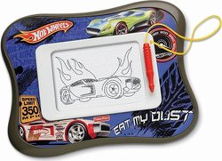 Fisher Price Doodle Pro Hot Wheels