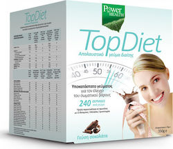 Power Health Top Diet 350gr Σοκολάτα