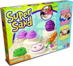 Goliath Games Super Sand: Cupcakes 675gr
