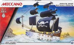 Meccano Pirate Ship