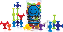 Fat Brain Toys Squigz Starter Kit