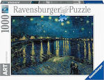Starry Night Over the Rhone - Van Gogh 1000pcs ...