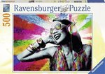 Music In The Ear 500pcs (14712) Ravensburger