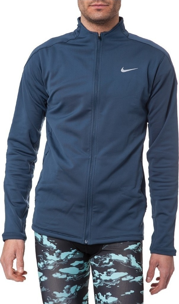 a1ff61abc Nike Dri-FIT Thermal Full-Zip Running 683582-460 - Skroutz.gr