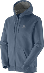 Salomon Mountain Back Fz Hoodie 366501