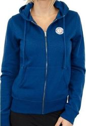 Body Action Zip-through Hooded Jacket 071415 Blue