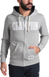 Champion Full Zip Hooded Sweatshirt 209459-357