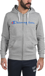 Champion Hooded Full Zip Sweatshirt 209487-357
