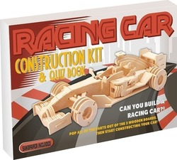 Professor Puzzle Constuction Kit - Racing Car